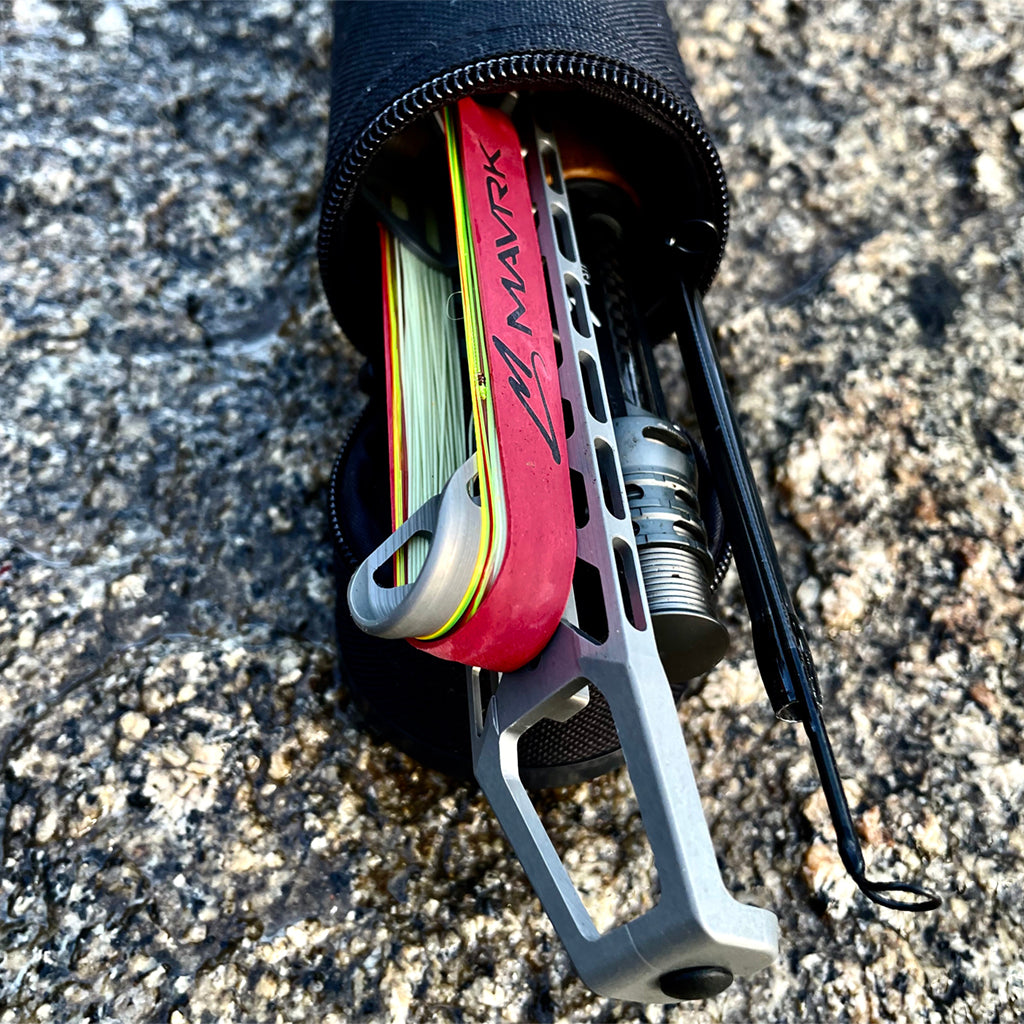 Stinger M1 Dual Rod Fly Fishing Combo in Tube
