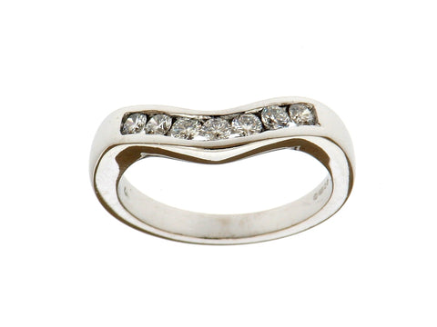 Seven Stone Diamond Ring