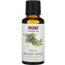 Load image into Gallery viewer, Juniper Berry Oil (Juniperus communis)