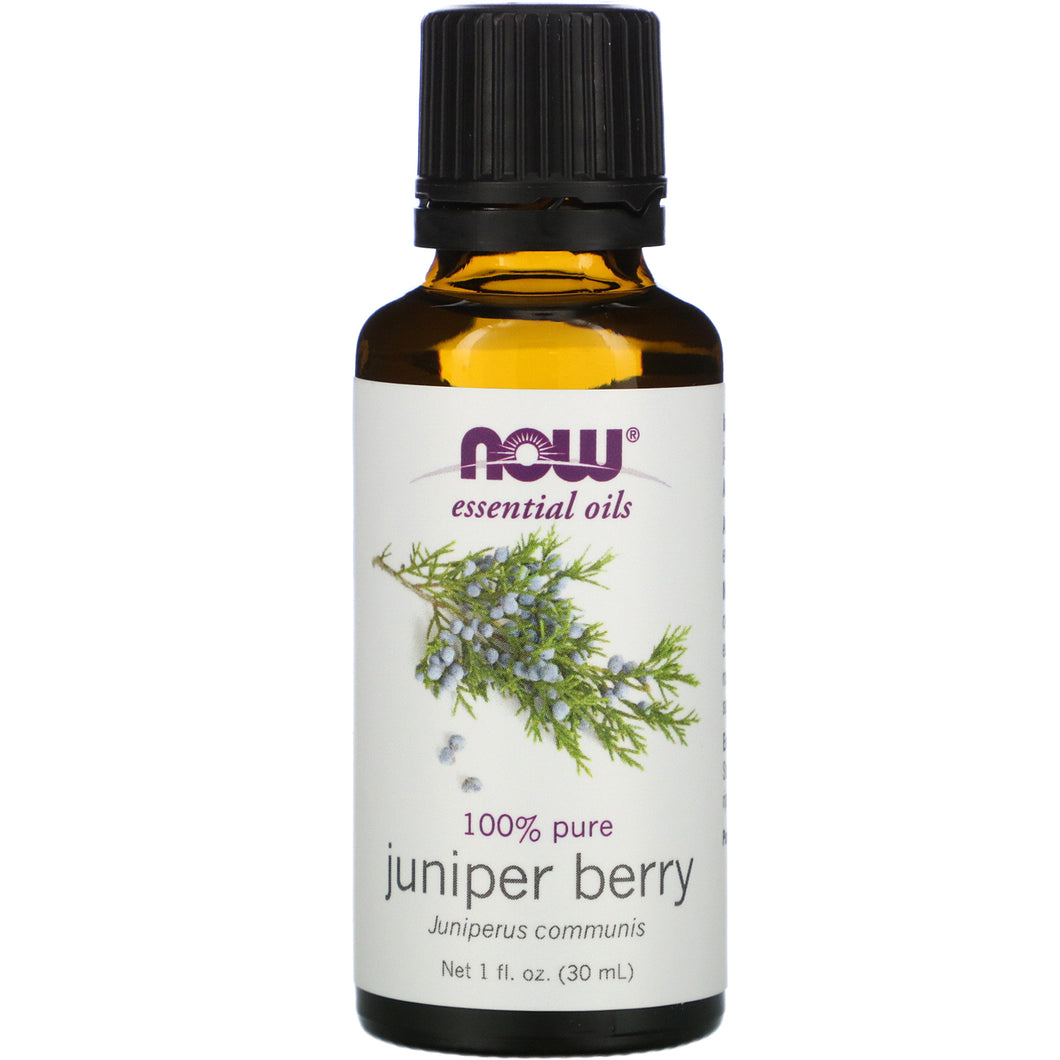 Juniper Berry Oil (Juniperus communis)