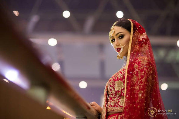 MASHIAT FAROZA'S TROUSSEAU TALES: THE BRIDAL LEHENGA