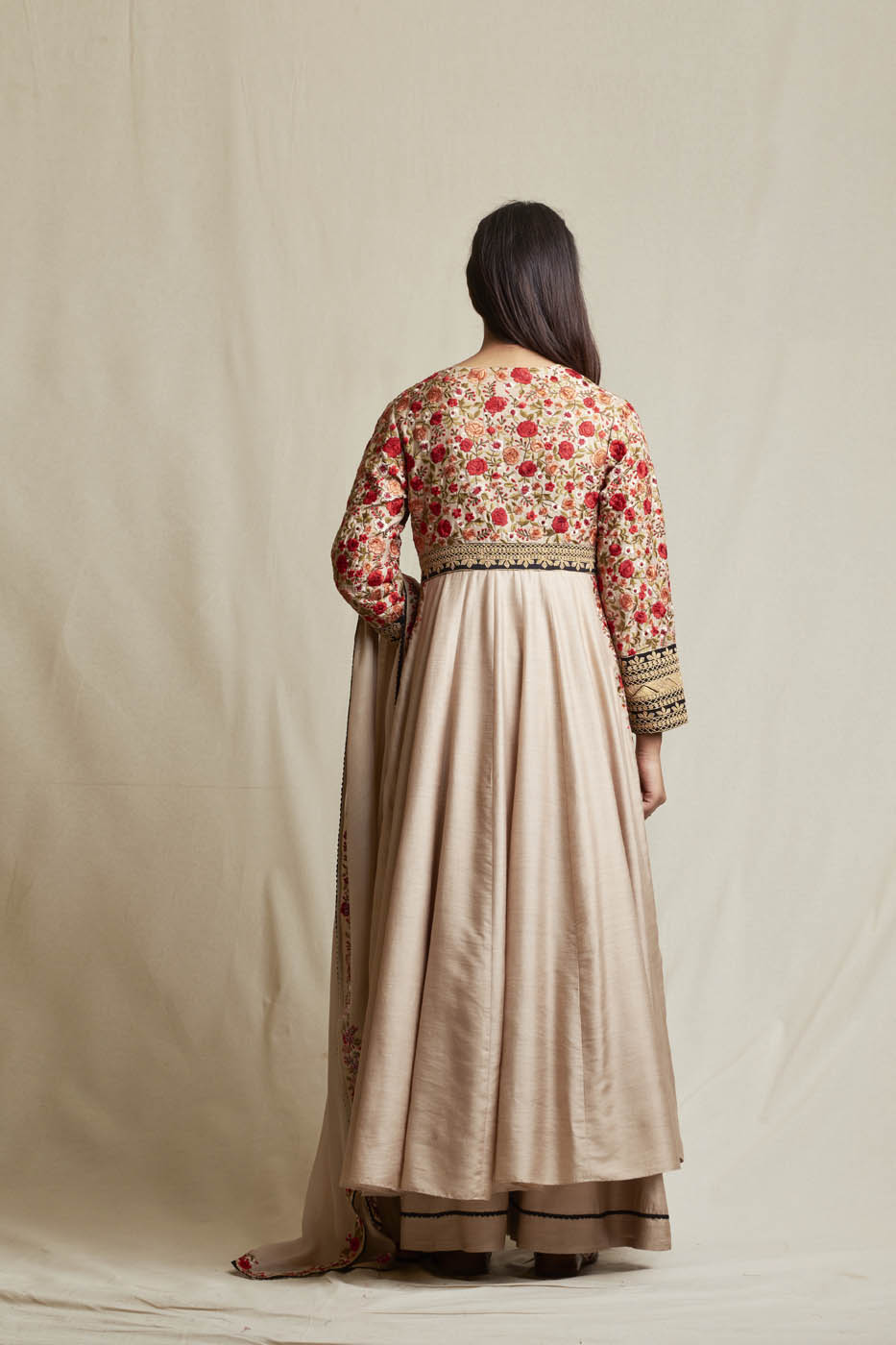 Tashreeh Anarkali Set
