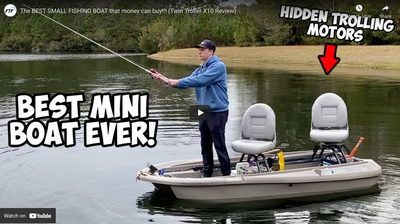 The Best Small Fishing Boat That Money Can Buy