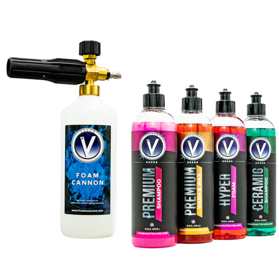 Vvash Foam Cannon
