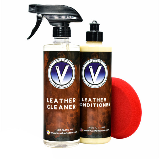 Vvash Leather Kit