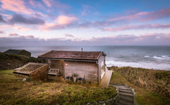 Seaglass holiday accommodation in Cornwall