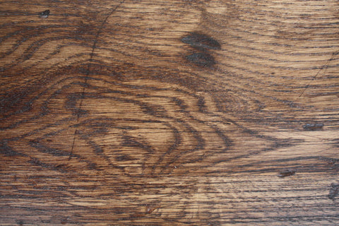 Character oak has a natural warmth and visual appeal, similar to reclaimed wood