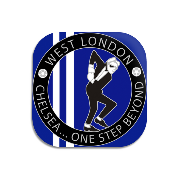 Chelsea Coaster - One Step Beyond