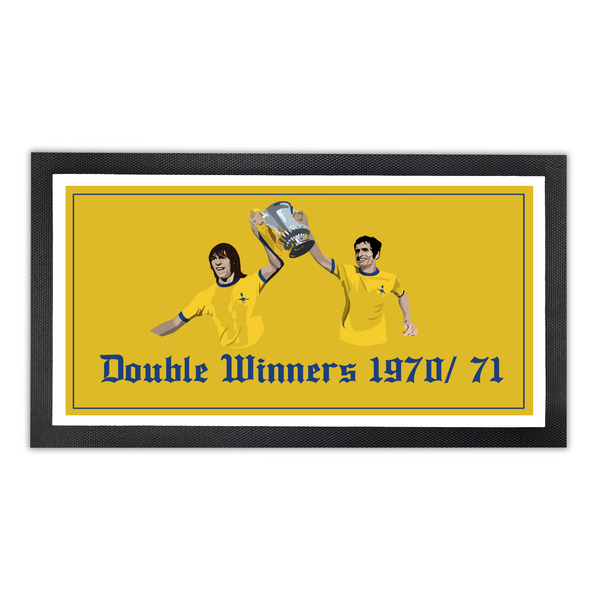 Arsenal Bar Runner - 'Double Winners 1970/71'