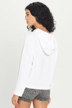 Load image into Gallery viewer, Micro Terry Raglan Hoodie | GOLDIE