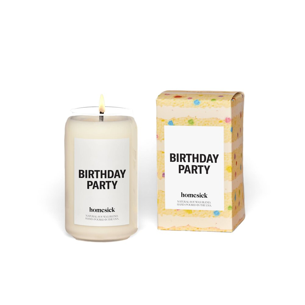 Birthday Party | Homesick Candle