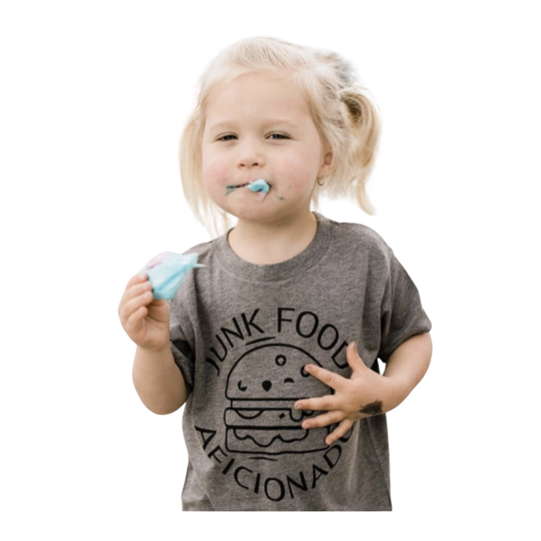 The Junk Food Aficionado Tee