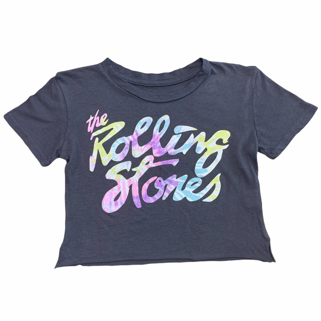 Rolling Stone Not Quite Crop Tee | ROWDY SPROUT