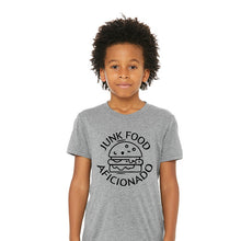 Load image into Gallery viewer, The Junk Food Aficionado Tee