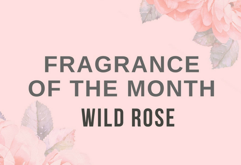 Wild Rose Home Fragrance