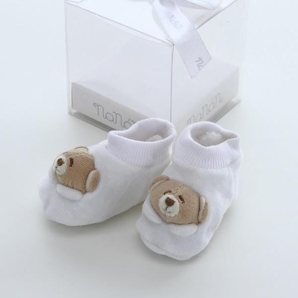 Baby Shoes Teddy Bear Puccio