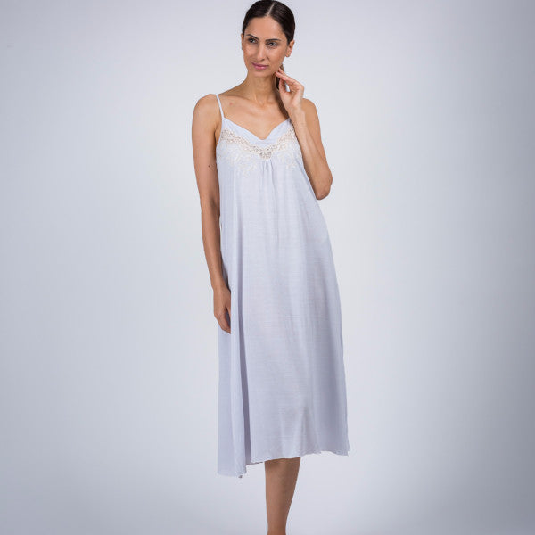 BEM Strap Jersey Night Dress