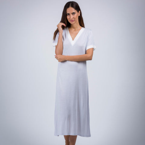 BEM V-Neck Jersey Night Dress