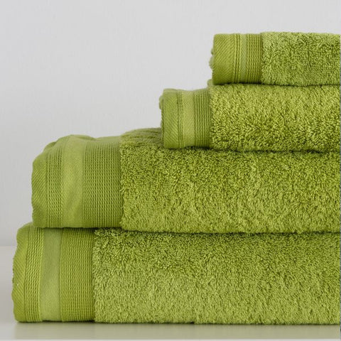 Towel 5 Pcs Set De Witte Lietaer Limegreen