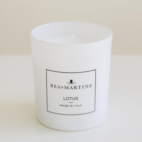 BEM Luxury Scented Candle Lotus