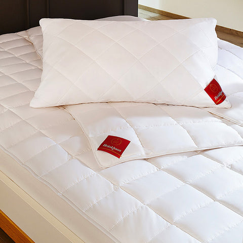 Morpheus Cotton Mattress Pad 200x200cm Brinkhaus