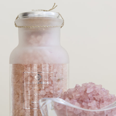 Luxury Bath Salt 600gm
