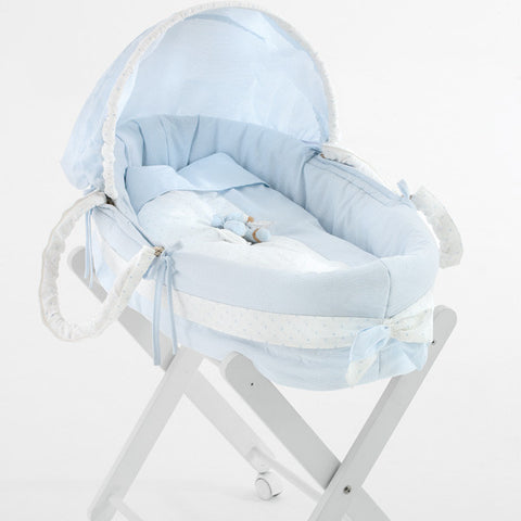 Baby Basket White