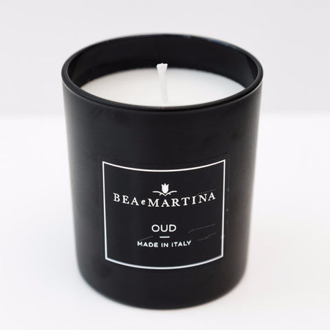 BEM Luxury Scented Candles Oud