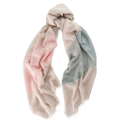 Cashmere and Silk Scarf Tenby Begg & Co