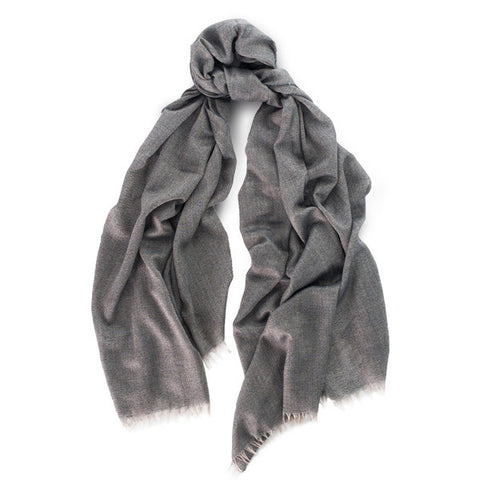 Cashmere and Silk Scarf Venitia Begg & Co