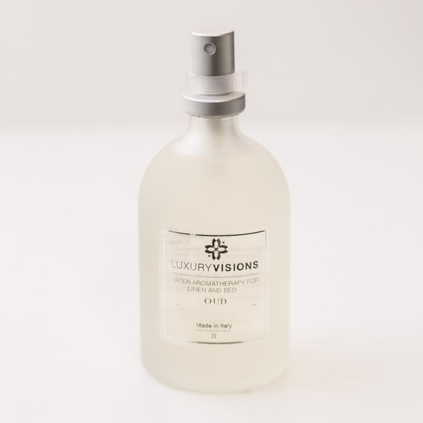 Luxury Aromatherapy Pillow Linen Mist Oud 250ml