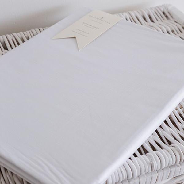 BEM Classic Bright 200x200cm Fitted Bed Sheet