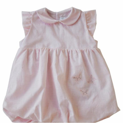 New Born Baby Dress Pink For Girls