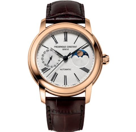FC-712MS4H4 Frederique Constant Watch Front