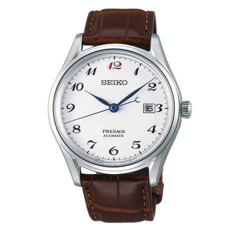 SJE075J1 Seiko Watch Front