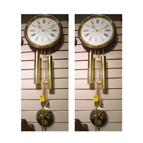 ANTIQUE DUTCH CLOCK