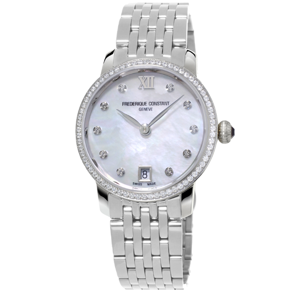 FC-220MPWD1SD26B  Frederique Constant Watch Front
