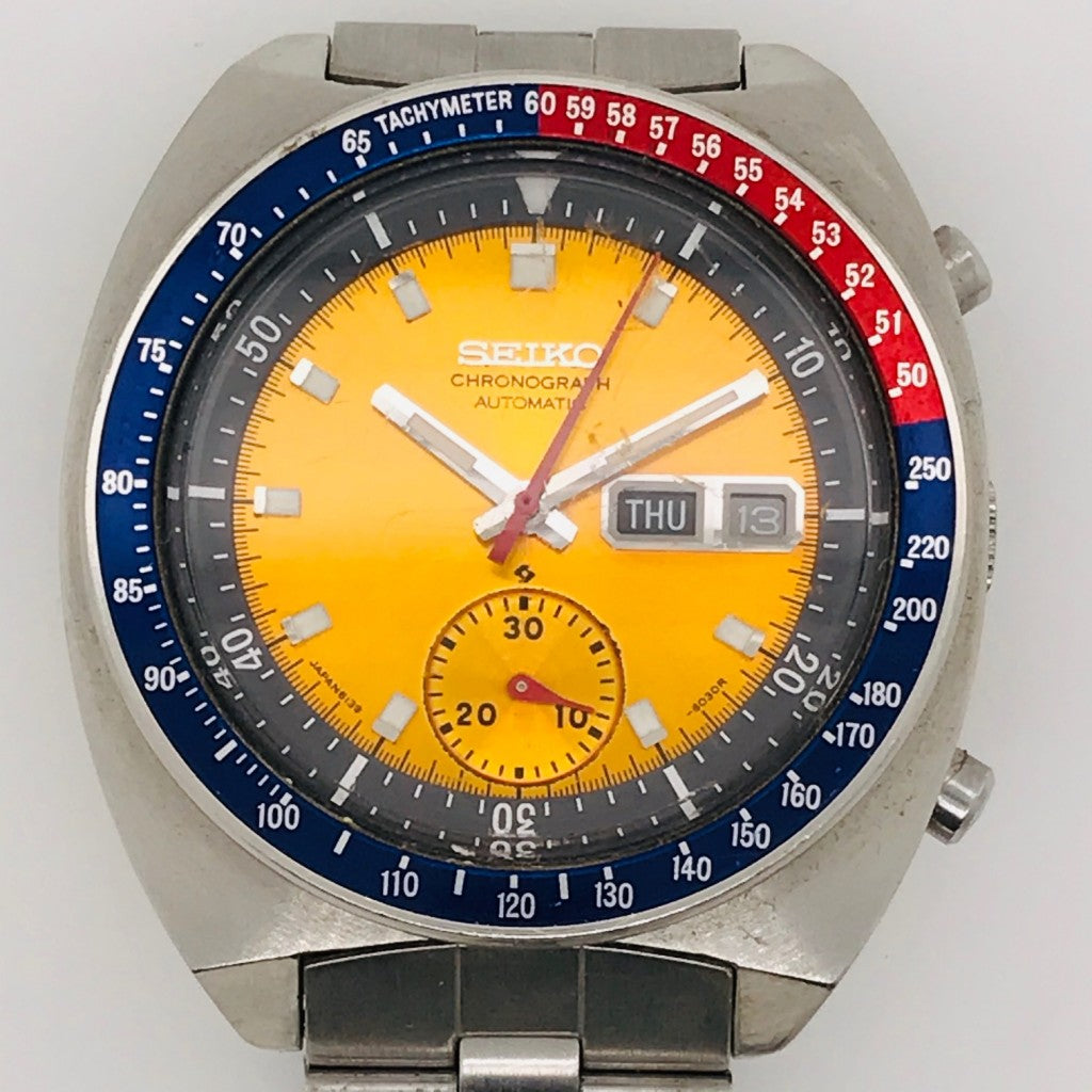 Seiko Pogue Pepsi (SOLD)
