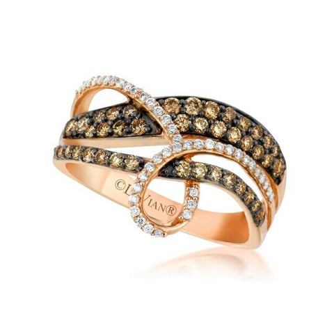 LV Chocolatier Ring