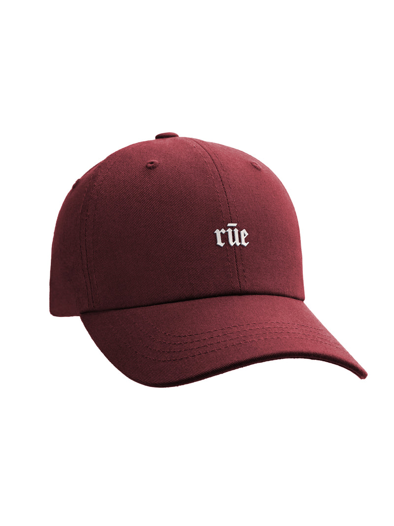LOGO APPLIQUÉ COTTON TWILL CAP