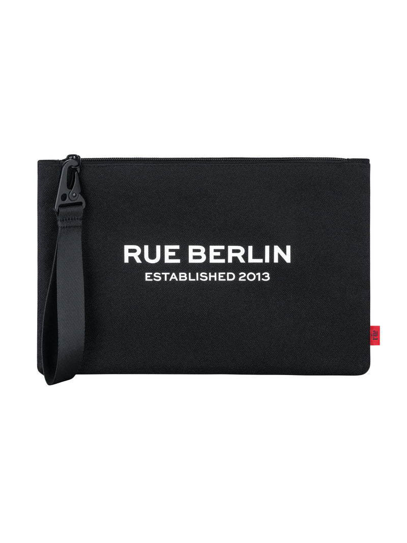 HERITAGE LOGO ZIP POUCH