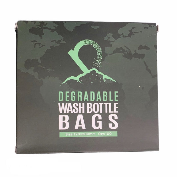 Degradable Wash Bottle Bags