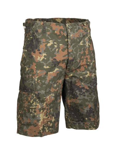 US BERMUDA R/S CO PREWASH FLECKTARN