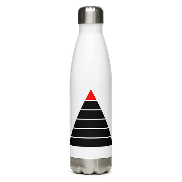 Hierarchy Levels APEX ALPHA Stainless Steel Water Bottle