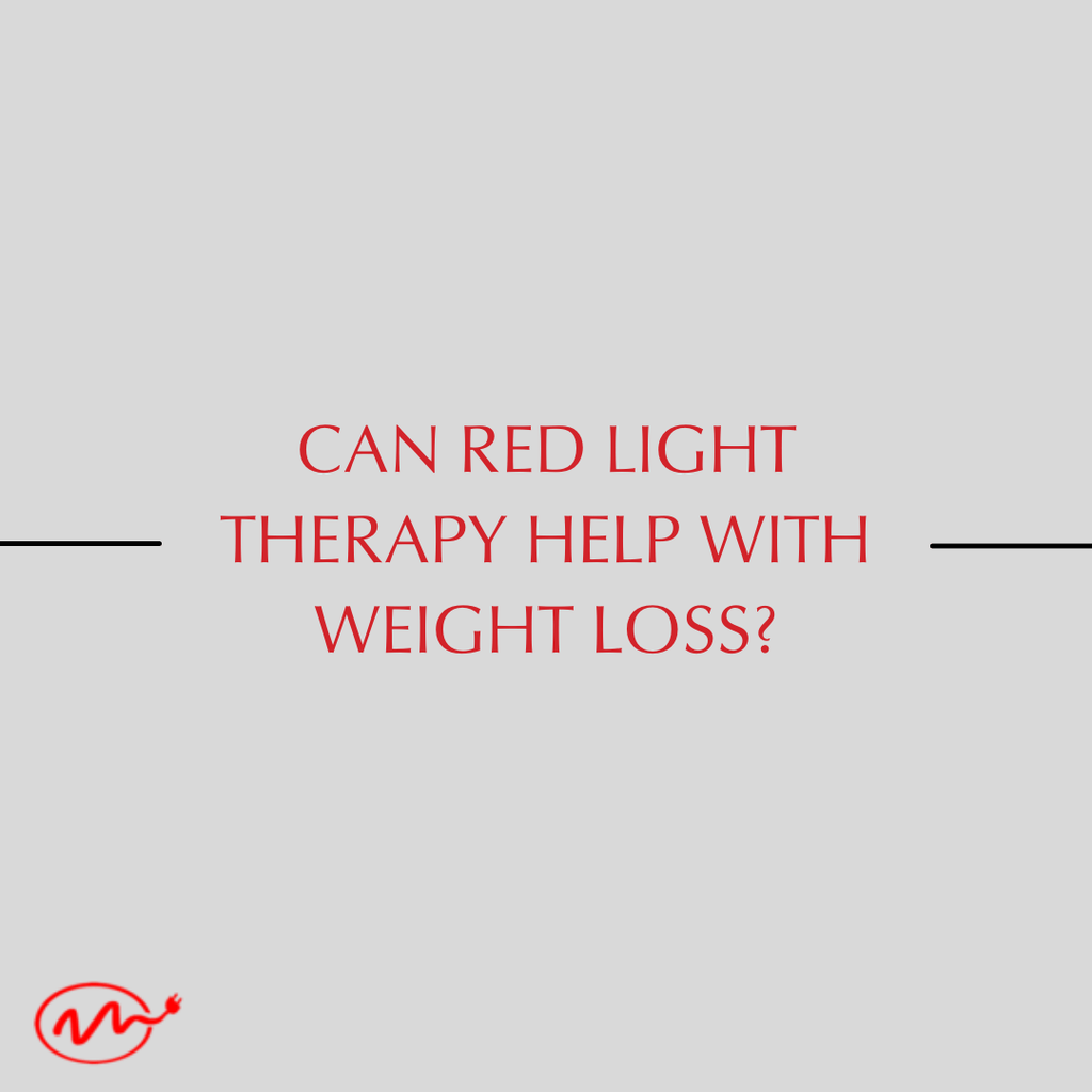 Can red light therapy help with weight loss?