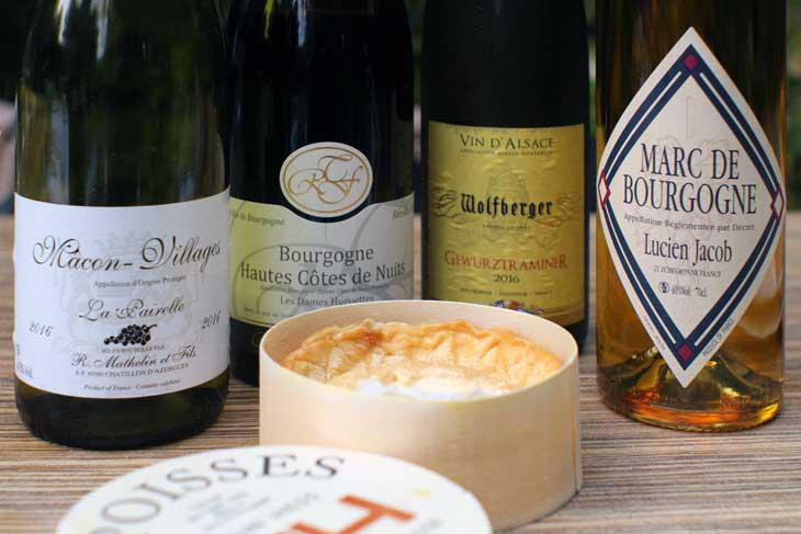 pairing epoisses with wine