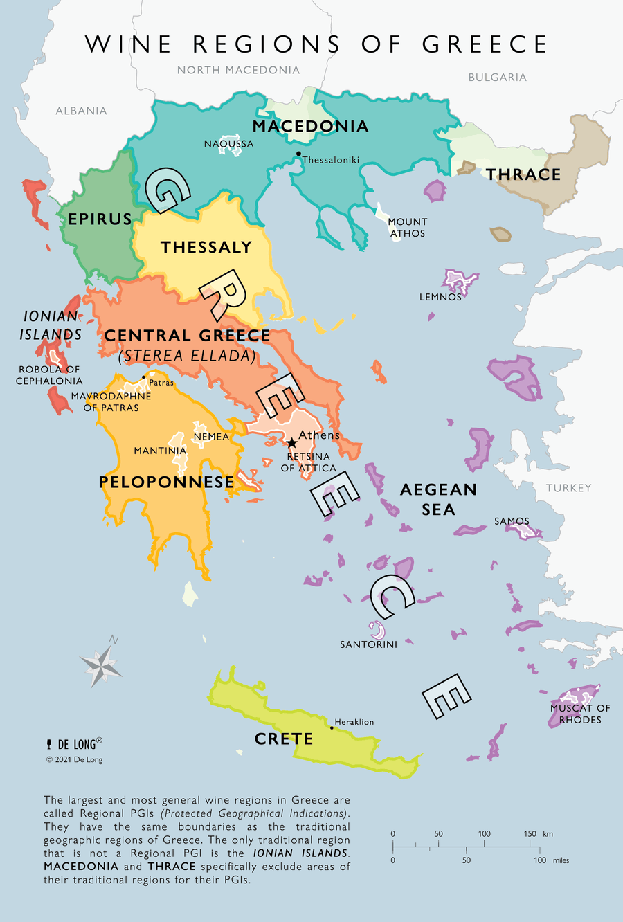 Wine Maps of the World - Digital Edition