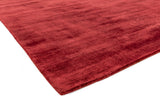 Laagpolig vloerkleed Easy Living Blade Rug Berry