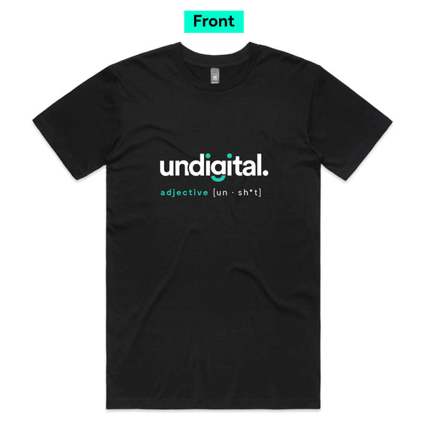 UnDigital® / Unsh*t Black - Adult