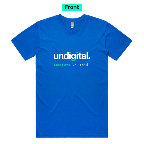 UnDigital® / Unsh*t Blue - Adult